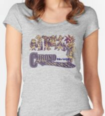 Chrono Women's Fitted Scoop T-Shirt