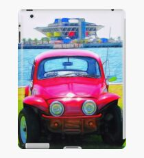 Bug And The Pier iPad Case/Skin