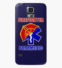 Firefighter-Paramedic Case/Skin for Samsung Galaxy