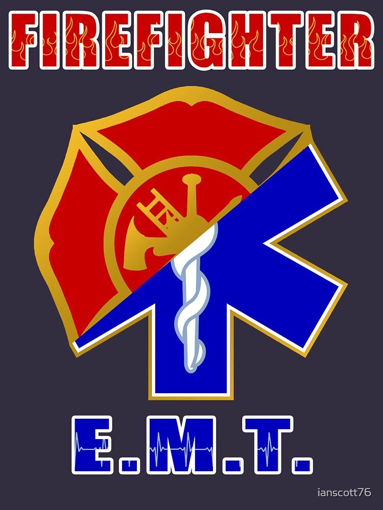 Firefighter-EMT by ianscott76