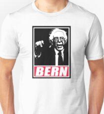 Feel the BERN - Support Bernie Sanders! Unisex T-Shirt