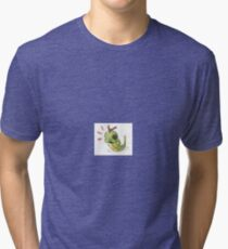 Pokémon Caterpie Tri-blend T-Shirt