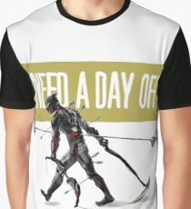 warframe i need a day off Graphic T-Shirt