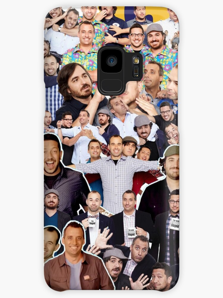 Impractical Jokers collage (Samsung) by LauraWoollin