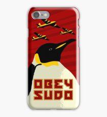Obey SUDO iPhone Case/Skin