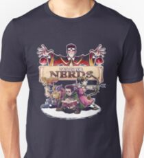 D&D is For Nerds S2 T-Shirt