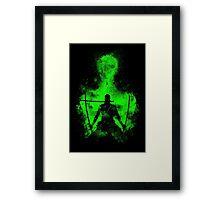 Zoro Art Framed Print