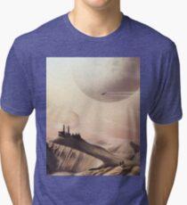 Sci Fi Desert Tri-blend T-Shirt