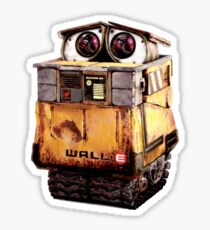 Wall.E Sticker