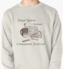 Dual Spires Pullover