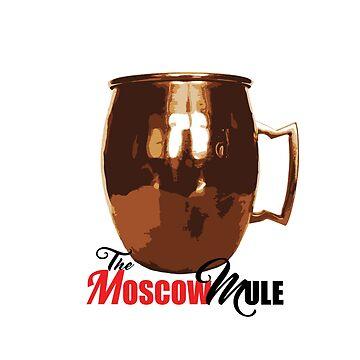 Moscow Mule  by jcweaverart