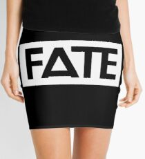 Fate  Mini Skirt