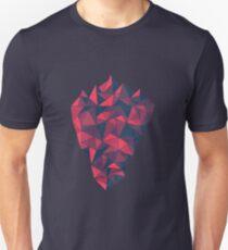 Geometric Iceberg Unisex T-Shirt