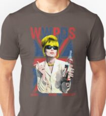 What Would Patsy Do, Sweetie? Ab Fab. Absolutely Fabulous. Patsy Stone. Edina.  Unisex T-Shirt