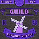 Die Legende von Zelda - Kakariko Village Guild von B-Shirts