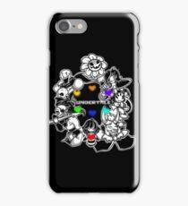 Undertale! iPhone Case/Skin