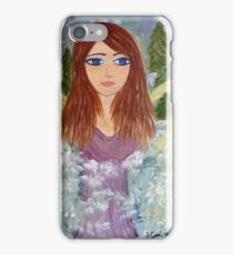 Sherry Christmas iPhone Case/Skin