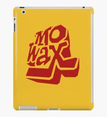 Record Label 3 (red) iPad Case/Skin