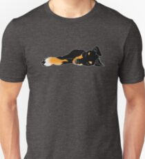 All tuckered out Unisex T-Shirt