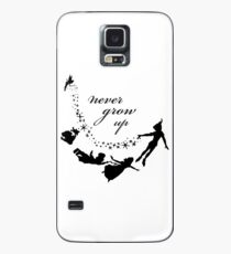 never grow up Case/Skin for Samsung Galaxy