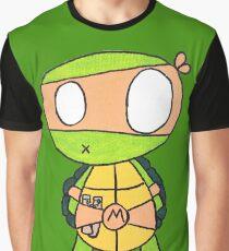 Kid Michelangelo Graphic T-Shirt