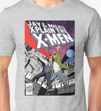 Jay and Miles X-Plain the X-Men T-Shirt