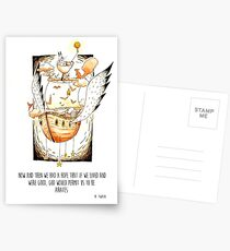 I'll Be a Pirate Postcards
