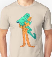 rhys probably weighs around 85 pounds Unisex T-Shirt