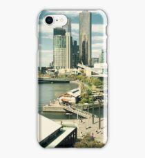 Melbourne convention Centre iPhone Case/Skin