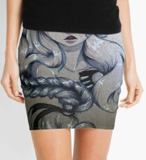 The beauty of Hel Mini Skirt