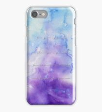If I Could Fly - One Direction iPhone Case/Skin