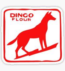 Dingo Flour  Sticker