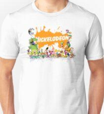 Ultimate Nickelodeon Nicktoons  T-Shirt