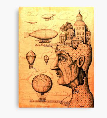 Port of Dreams Canvas Print