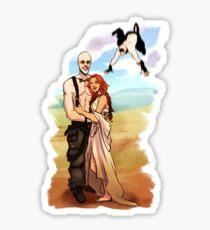 War Prince and Queen Supreme feat. Lizard Sticker