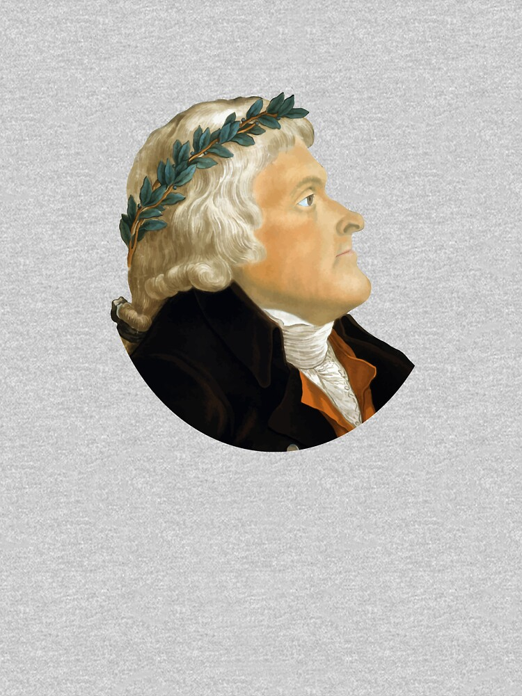 Präsident Thomas Jefferson von warishellstore