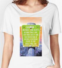 Cliff Women's Relaxed Fit T-Shirt