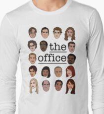 The Office Crew Long Sleeve T-Shirt