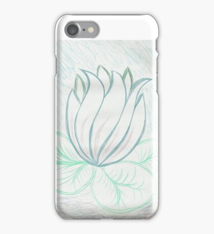 Lovely Light Lily iPhone Case/Skin