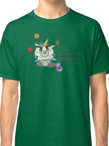 I AM A NONPROFIT UNICORN! Classic T-Shirt
