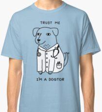 Camiseta clásica Dogtor