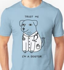 Dogtor Slim Fit T-Shirt
