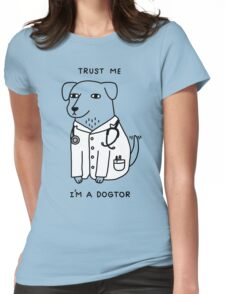 Dogtor Womens Fitted T-Shirt