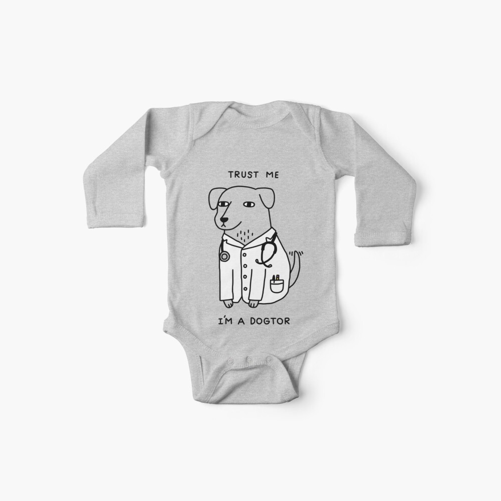 Dogtor Baby One-Pieces