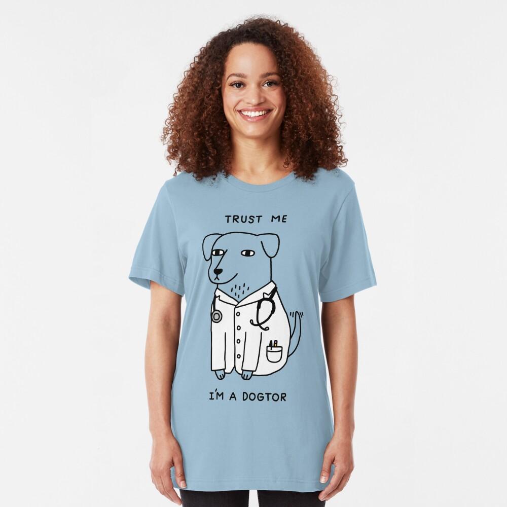 Dogtor Slim Fit T-Shirt