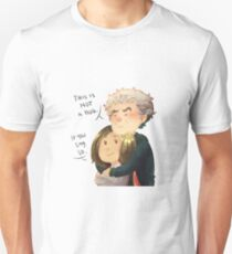 Doctor Who - Not a hug Unisex T-Shirt
