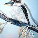 Cool Kookaburra by Linda Callaghan