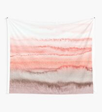 WITHIN THE TIDES CORAL DAWN Wall Tapestry