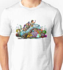 Centipede Ride  T-Shirt