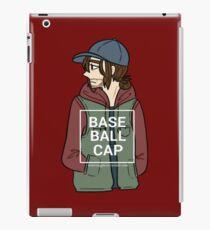 Bucky (Baseball Cap) iPad Case/Skin